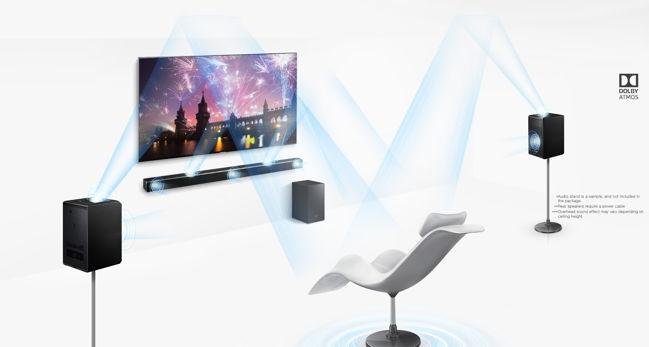 Samsung a prezentat în România cea mai nouă linie de soundbar-uri