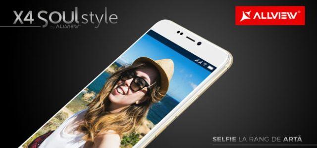 MWC 2017: Allview a lansat smartphone-ul X4 Soul Style