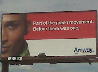 Amway_GreenMovement