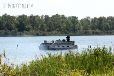 Motor Boatin' the Pontoon Redo