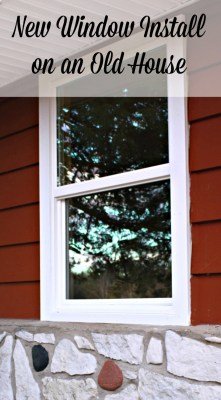 How to add Energy Efficiency, new windows on an Old Resort House