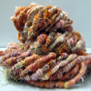 Unique Handspun Art Yarn