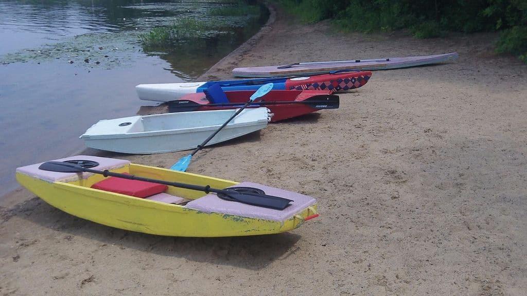 Foam Kayak: