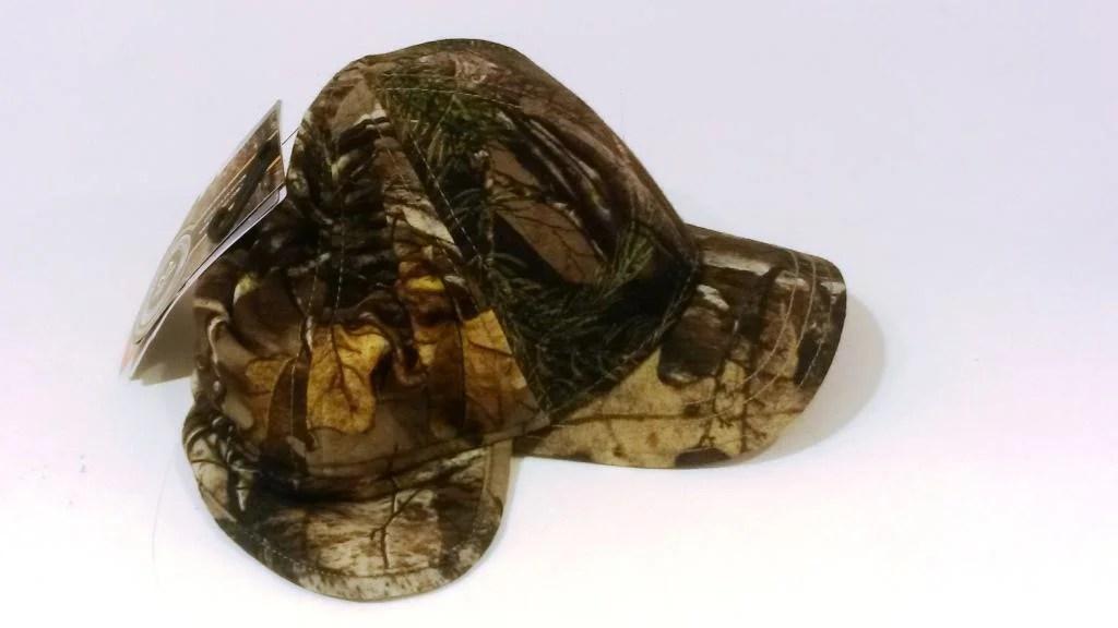 Camo merino wool for deer hunting
