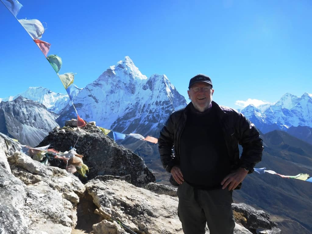 To the Roof of the World:  Everest Base Camp Trek #3