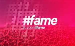 #fame launches India's first LIVE VIDEO entertainment app