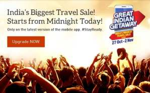 MakeMyTrip App Fest – The Great Indian Getaway