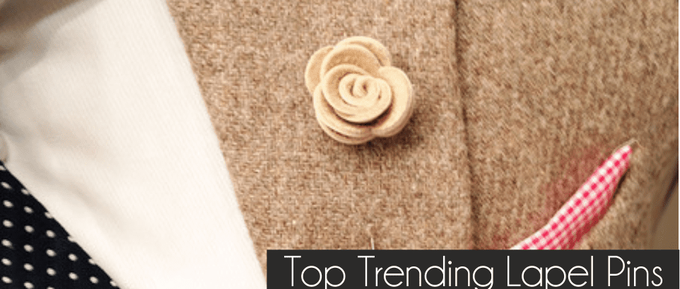 Top Trending Lapel Pins