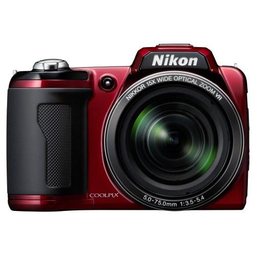 Medium Crop Of Nikon Coolpix L100