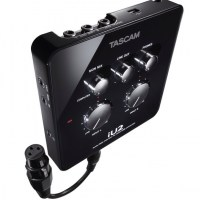 Tascam iU2 - Plug in your PC, Mac or iPad!