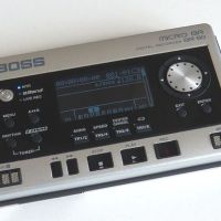 Digital recorder user review - The Boss Micro BR-80