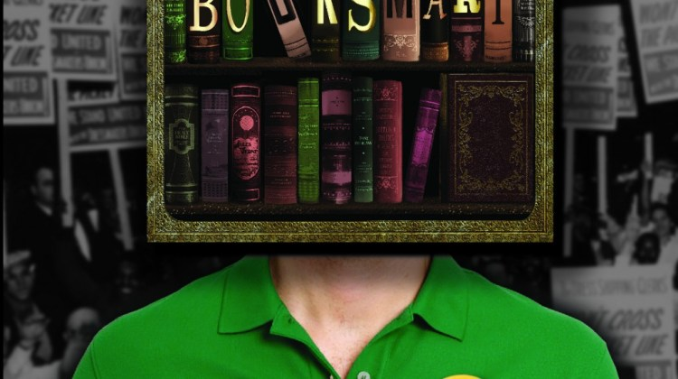 Plan-B Theatre's Booksmart: Holiday tale about the latter-day proletariat struggle