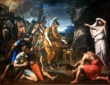 Aeneas and the Cumean Sibyl