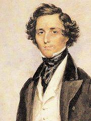(Painting of Felix by James Warren Childe - 1829)