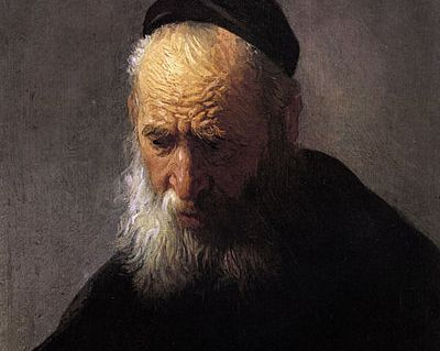 'Old Man' (by Rembrandt)