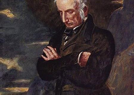 Portrait of Wordsworth by Benjamin Haydon
