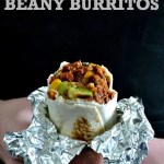 Recipe: Chipotle-Chocolate Beany Burritos