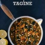 Recipe: Lemony Sweet Potato & Olive Tagine (& my Cranks Supperclub!)