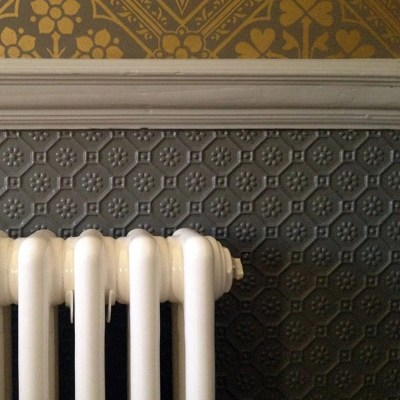 What's the right type of wallpaper to use in a Victorian house? - The Victorian Emporium