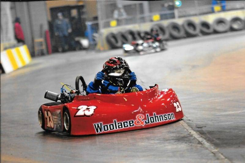 Coopshaw Kid On A Roll In The Junior Go-Kart Scene
