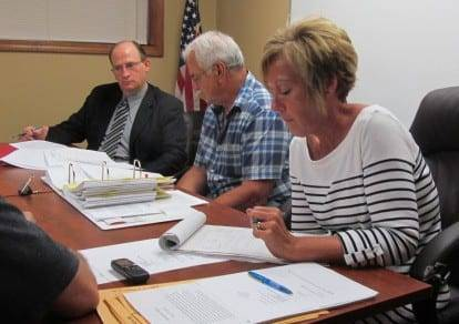 Edon Council Discusses Police Department Again At Meeting