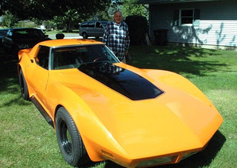 Pioneer Man Brings The Past Alive With Car Collection