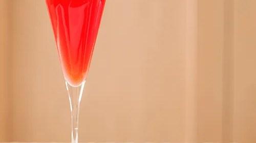 Cocktail Recipe:Blood Orange Mimosa