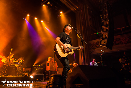 Travis at the Regency Ballroom shot by Jason Miller @Jasonmillerca