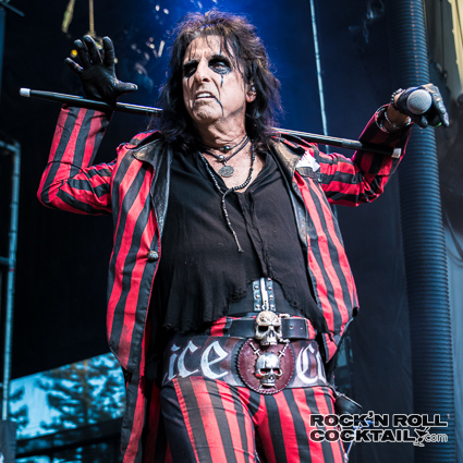 Alice Cooper Performing Live at Shoreline Amphitheatre in Mountain View (4 of 13)