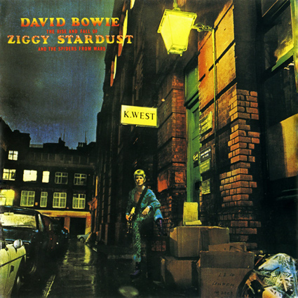 Graded on a Curve: David Bowie, The Rise and Fall of Ziggy Stardust ...
