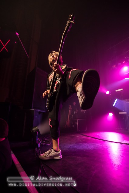 Tvd Live Shots One Ok Rock And Our Last Night At The