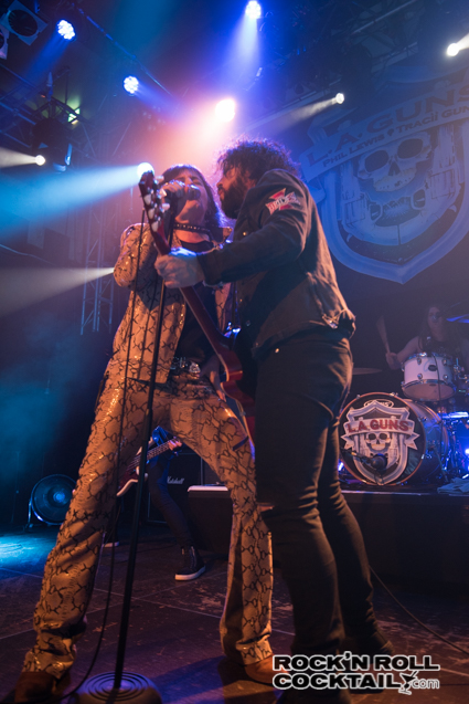 LA Guns Photographed by Jason Miller