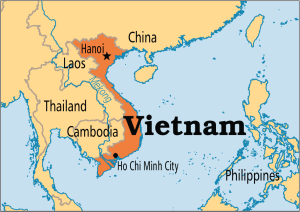 Ho Chi Minh City is far south and will be warm in the winter, compared to Hanoi up north