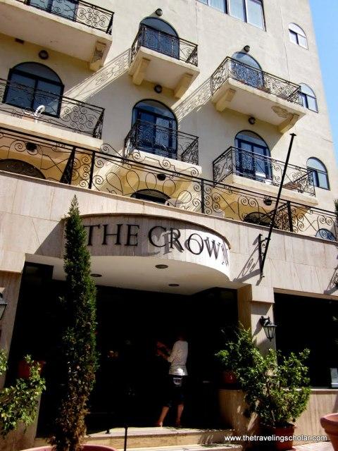 Crown Hotel, St. Paul's Bay