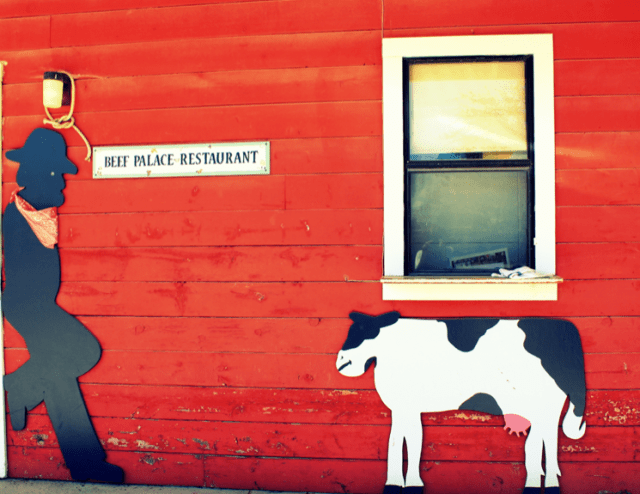 Beef Palace, Templeton, CA