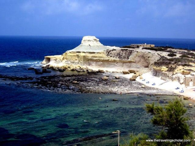 Gozo, Calypso's Cave