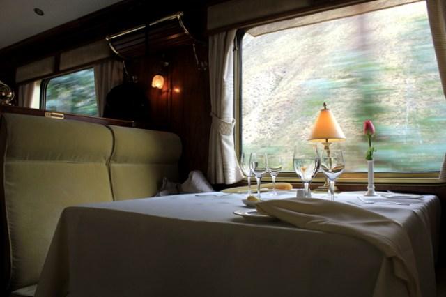 Orient-Express Hiram Bingham Train
