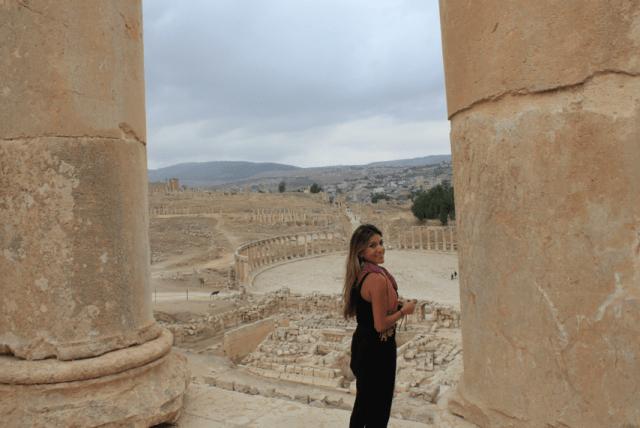 Jerash, Jordan, Abraham Tours