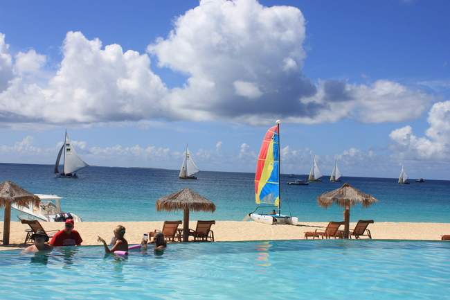 Meads Bay Boat Races, Anguilla