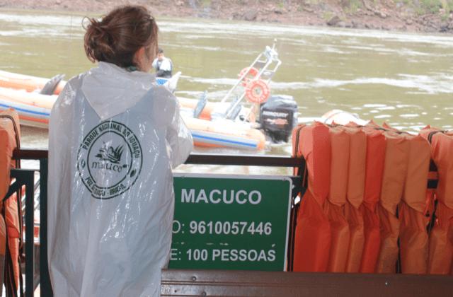 Macuco Safari, Iguassu Falls