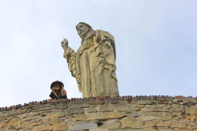 Cristo San Sebastian