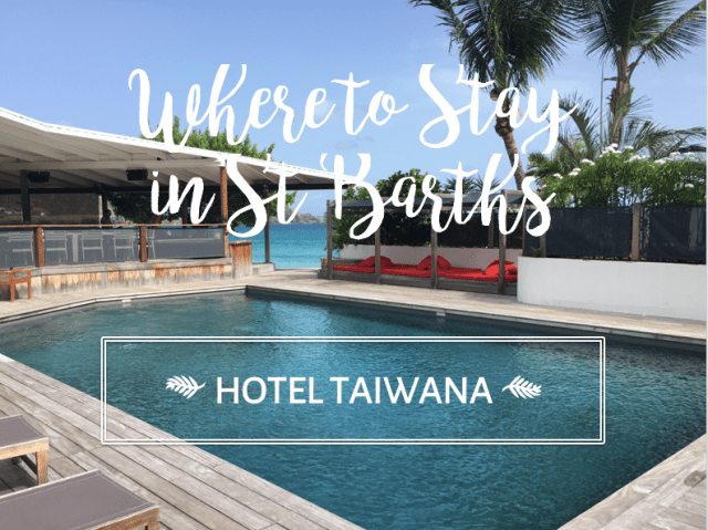 Hotel Taiwana, Where to Stay in St. Barths