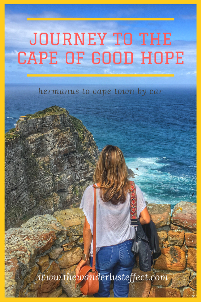 Journey to the Cape of Good Hope