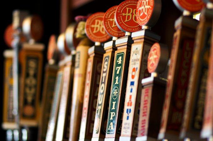 Breckenridge Brewery, Colorado