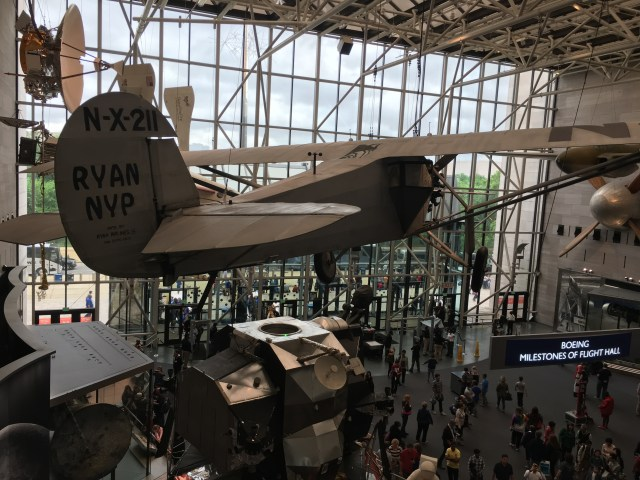 Air & Space Museum, Smithsonian, DC