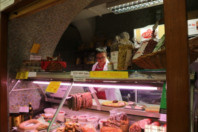 Food Tour with Ljubljananjam