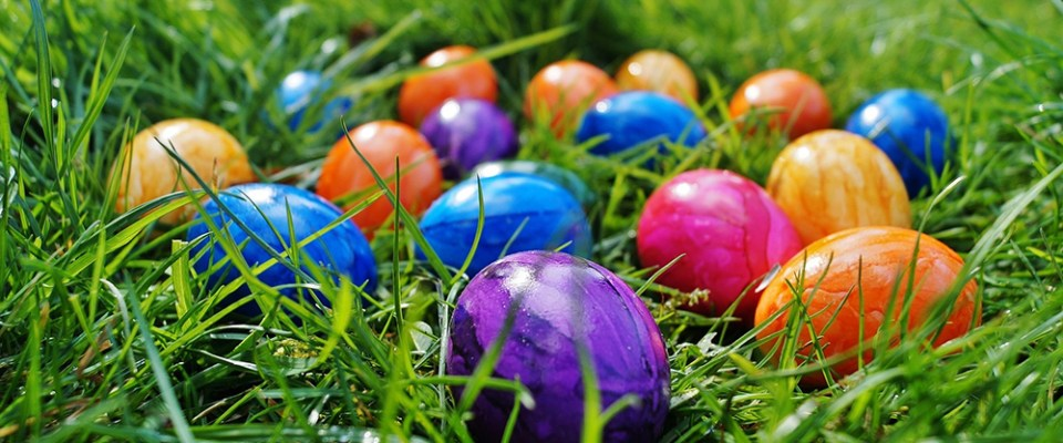 Easter Egg Hunt – Avoid the Queue