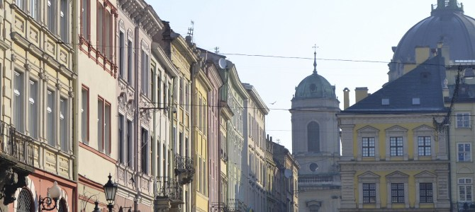 What to Do when You Visit Lviv, Ukraine's Secret Gem