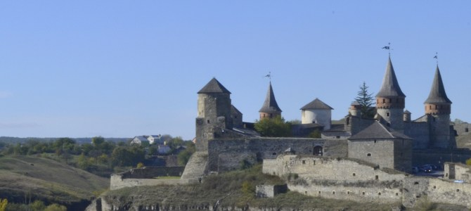 Hunting for Ukrainian Castles: Kamianets-Podilskyi and Beyond