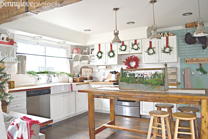 Holiday Home Tour 2015 The Kitchen